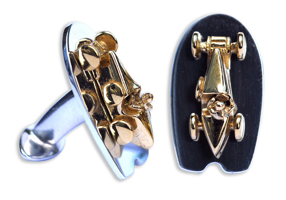 Bugatti Type 35 Essence of Form Cufflinks