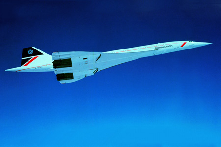 TMB Art Metal Concorde