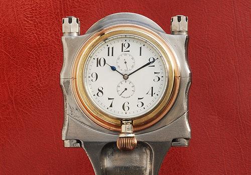TMB Art Metal Spitfire X4276 Piston Clock